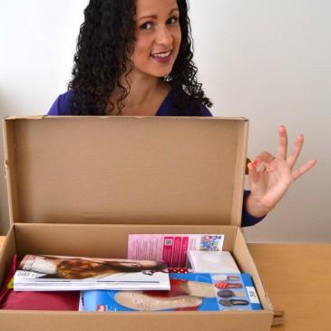 Prym Contest Unboxing – Paket mit Material für Espandrilles – Teil 1