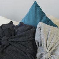 Upcycling Kissenbezüge aus alten Pullovern