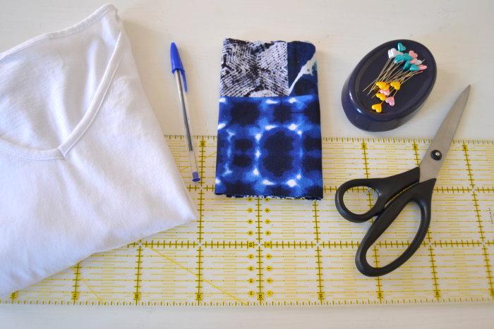 DIY T-Shirt Upcycling Material