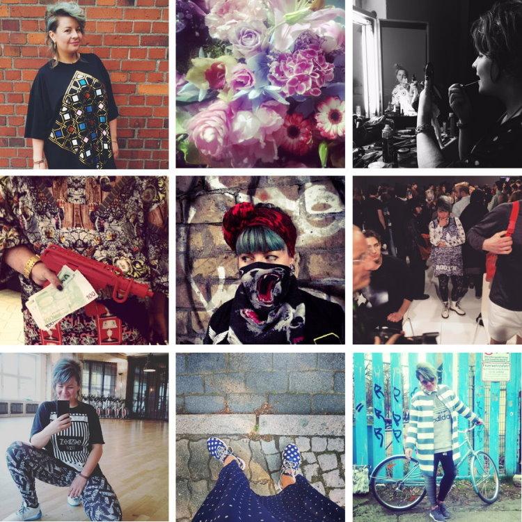 Miss Platnum auf Instagram