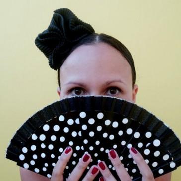 Flamenco Tänzerin / DIY Karneval Kostüm für Frauen
