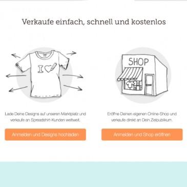 Dein Shop bei Spreadshirt