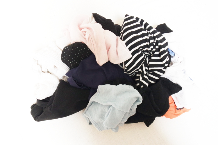 Minimalismus Kleiderschrank ausmisten