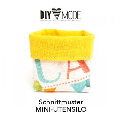 Schnittmuster MINI-UTENSILO