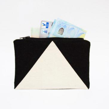 Portemonnaie nähen / DIY MODE Nähanleitung und Schnittmuster