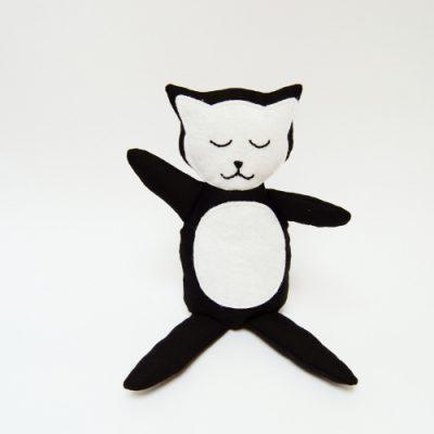 Kuscheltier Katze nähen / DIY MODE Nähanleitung