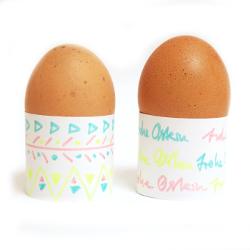 2 Minuten Eierbecher