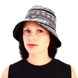Bucket Hat / Hut mit Schnittmuster