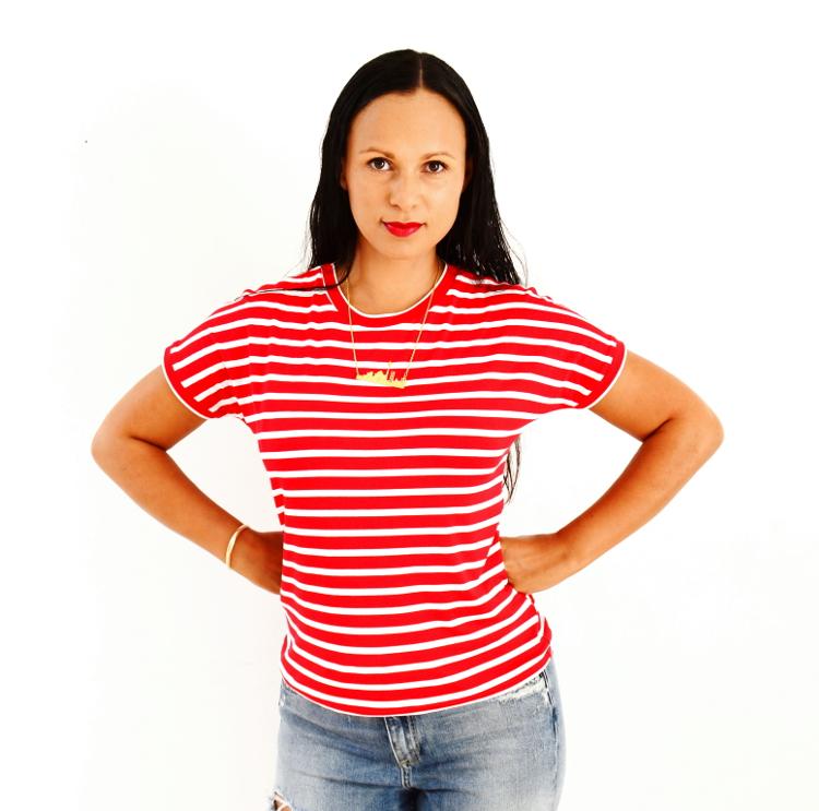 t-shirt nähen selbst selber machen anleitung ohne schnittmuster