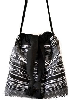 Bucket Bag mit Schnittmuster
