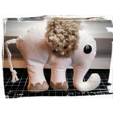 Elefant von Renate S. via Facebook