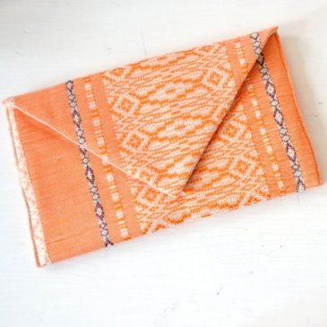 DIY Nähanleitung Envelope Clutch selbst machen