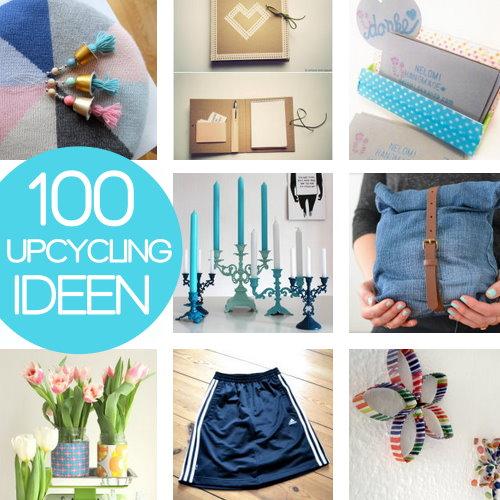 100 Upcycling Ideen Zum Nahen Basteln Und Dekorierenpom Pom