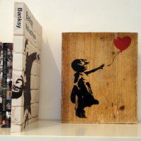 Upcycling Foto Holzdruck