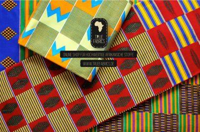 Schöne Stoffe von True Fabrics