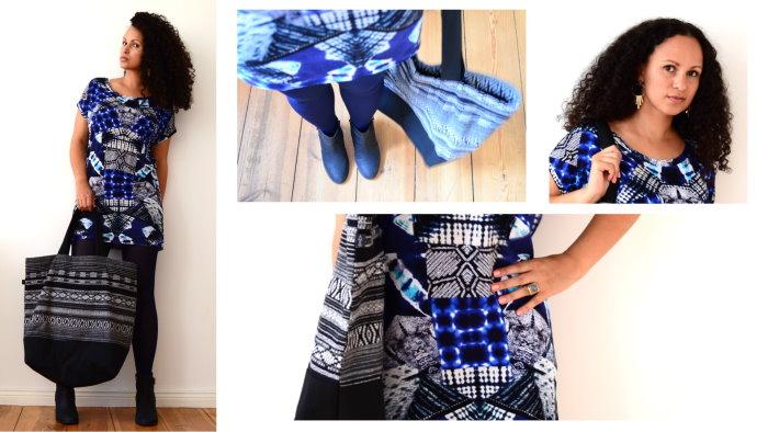 Mode Sommertrends 2015 Trend Sommer Ethno Boho Hippie Mustermix Batik 1