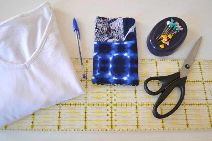 DIY T-Shirt Upcycling Material