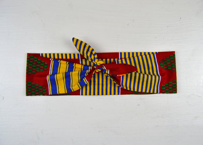 Diy Mode Haarband Zum Knoten
