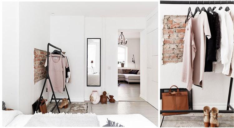 Minimalismus im kleiderschrank zuhause image idee for Minimalistisch leben blog