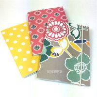 diy notizheft notizbuch nähen nähanleitung bastelanleitung kostenlos einfach selbst machen mit stoff buch aus selbst machen geschenk geschenkidee ideen
