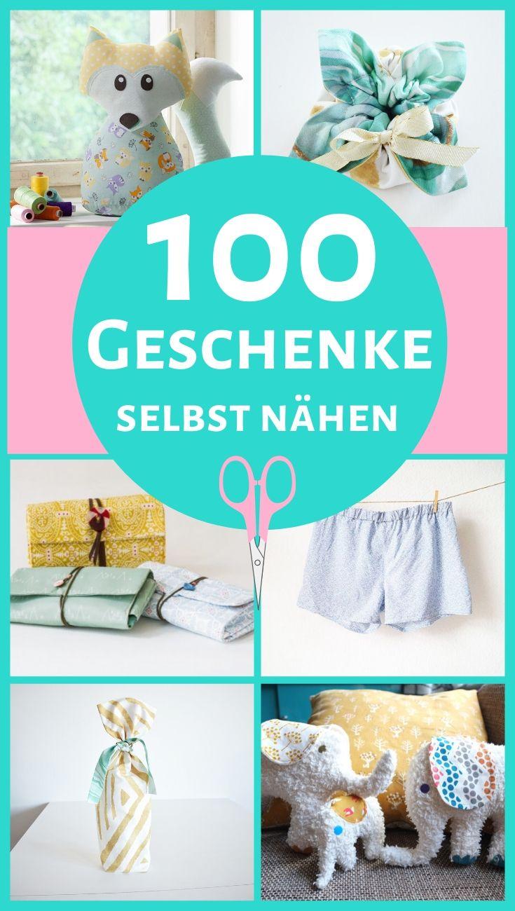 Diy Mode 100 Geschenke Nähen