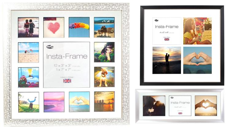 Valentinstag Geschenke Instagram Bilderrahmen