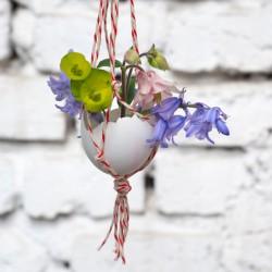 Mini Vase zum Aufhängen