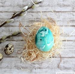Eier marmorieren