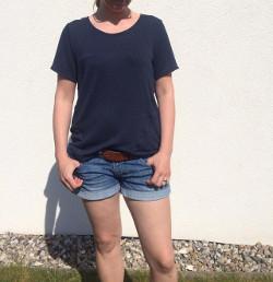 t-shirt oberteil shirt diy mode nähen schnittmuster kostenlos freebook einfach anleitung für anfänger diymode für frauen erwachsene nähblog auf deutsch sommer ideen kleidung