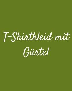 kleid knielang t-shirtkleid mit ärmeln diy mode nähen schnittmuster kostenlos freebook einfach anleitung für anfänger diymode für frauen erwachsene nähblog auf deutsch sommer ideen kleidung