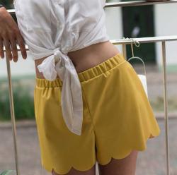 shorts kuze hose sommershorts diy mode nähen schnittmuster kostenlos freebook einfach anleitung für anfänger diymode für frauen erwachsene nähblog auf deutsch sommer ideen pattydoo