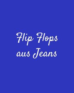 flip flops schuhe sandalen upcycling jeans kork basteln ideen diy mode nähen schnittmuster kostenlos freebook einfach anleitung für anfänger diymode für frauen erwachsene nähblog auf deutsch sommer
