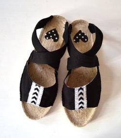 sandalen schuhe sommer espandrilles diy mode nähen schnittmuster kostenlos freebook einfach anleitung für anfänger diymode für frauen erwachsene nähblog auf deutsch damen