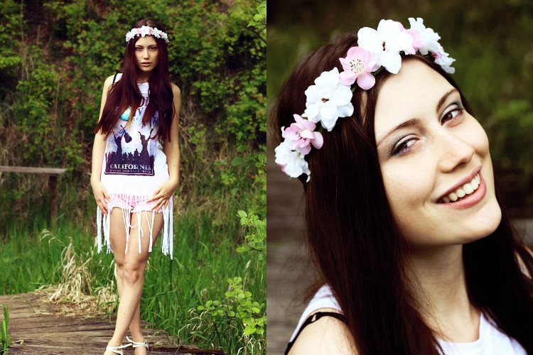 Outfit-Inspiration: Festival x Hippie