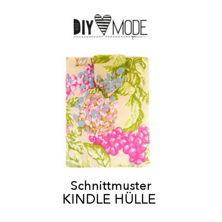 DIY MODE Kindle Hülle Schnittmuster