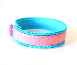 reißverschlussarmband reißverschluss armband nähen ideen geschenke selbst selber machen für anfänger lernen einfach