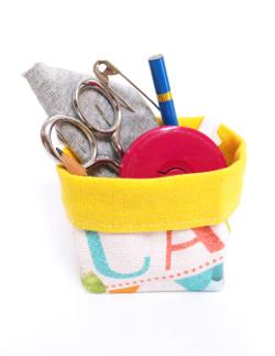 Miniutensilo Utensilo zum Wenden klein nähen ideen geschenke selbst selber machen für anfänger lernen einfach