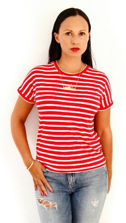 T-Shirt ohne Schnittmuster