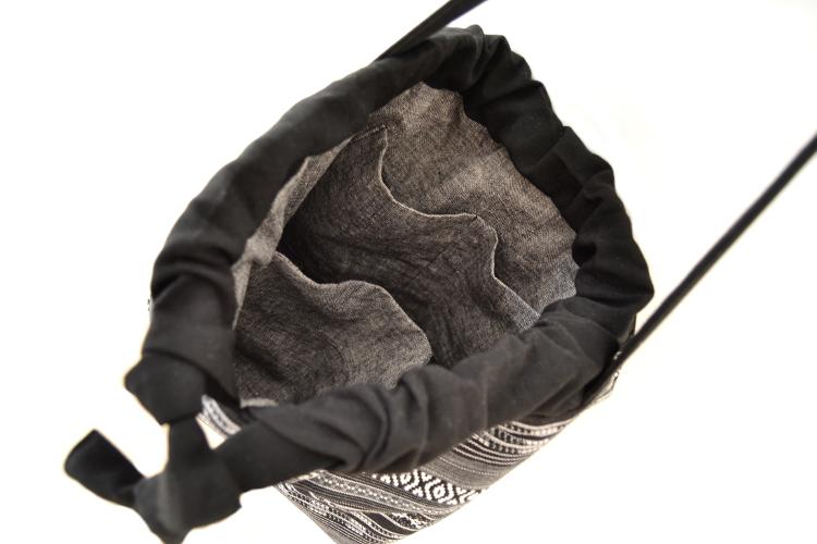 3daec0a6d4752 Bucket Bag nähen DIY MODE Schnittmuster PDF zum Runterladen - Beuteltasche  Tasche aus Stoff