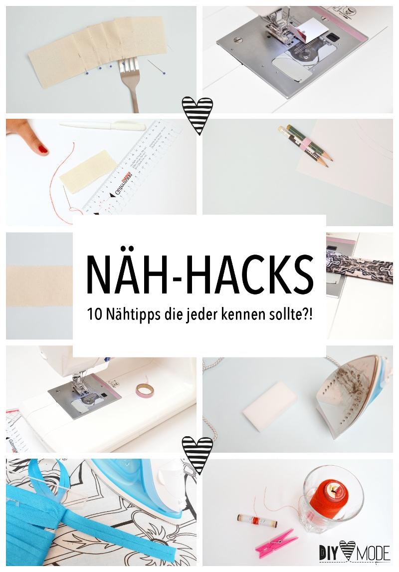 diy mode n h hacks n htipps im test. Black Bedroom Furniture Sets. Home Design Ideas