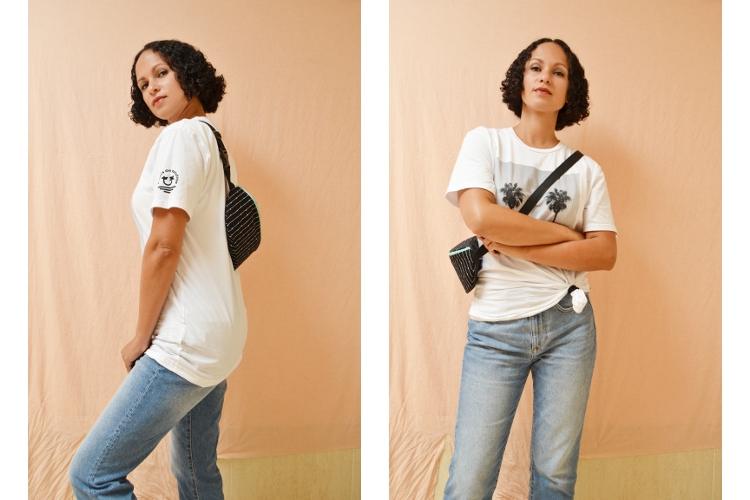 DIY MODE | Hip Bag nähen