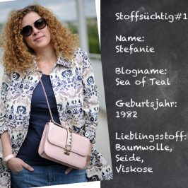 Stoffsüchtig #1 – Interview mit Stefanie von Sea of Teal