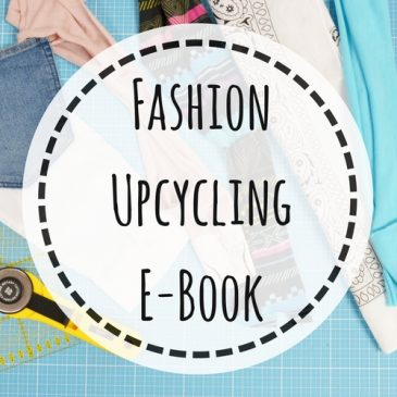 Fashion Upcycling Ebook ist online!