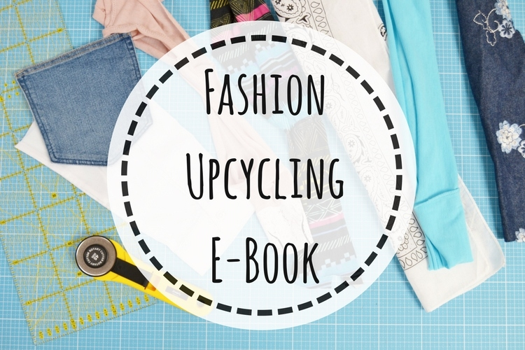 Fashion Upcycling E-Book ist online!