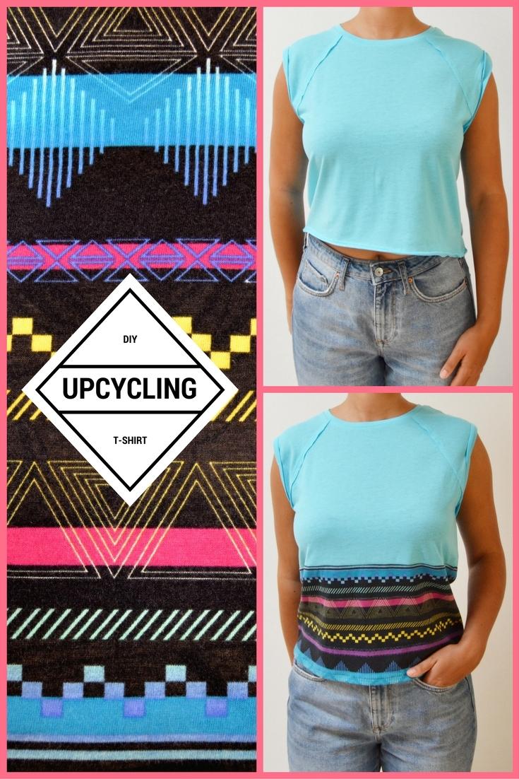 nähen, t-shirt, oberteil, zu klein, verlängern, zu kurz, upcycling, ideen, modern, mode, diy, anleitung, refashion, fashion, blog, kostenlos, ebook,
