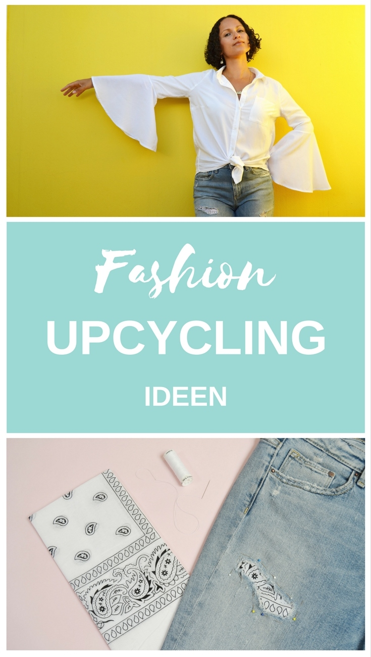 Diy Mode Upcycling Ideen