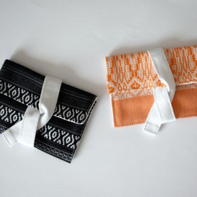 Mini Täschchen nähen für Anfänger Nähidee einfach schnell kleines Geschenk Idee für Stoffreste