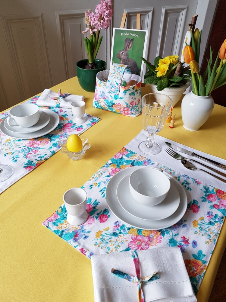 Diy Mode Tischsets Nahen