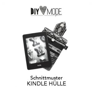 Schnittmuster KINDLE HÜLLE