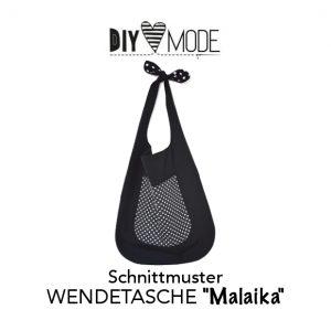 """Schnittmuster Wendetasche """"Malaika"""""""